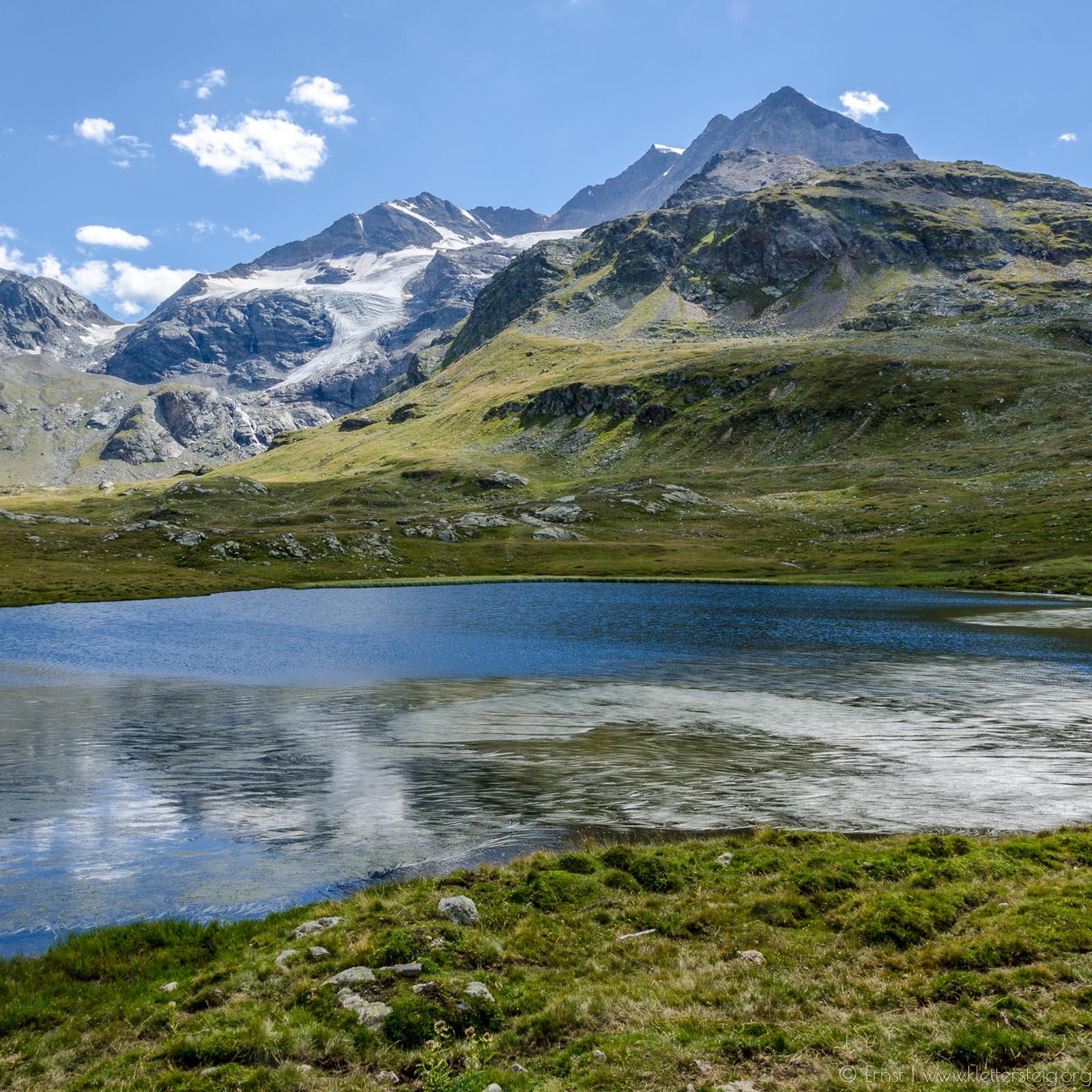 Umgebung Piz Trovat Klettersteig 2012